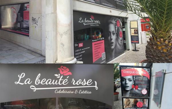 La Beauté Rose – Cabeleireiro